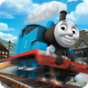 托马斯小火车比赛开始