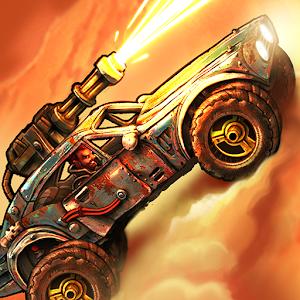 公路战士:战斗赛车