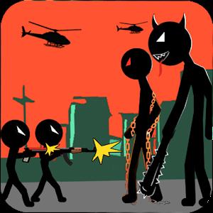 火柴人军队:第二次世界大战 Mod